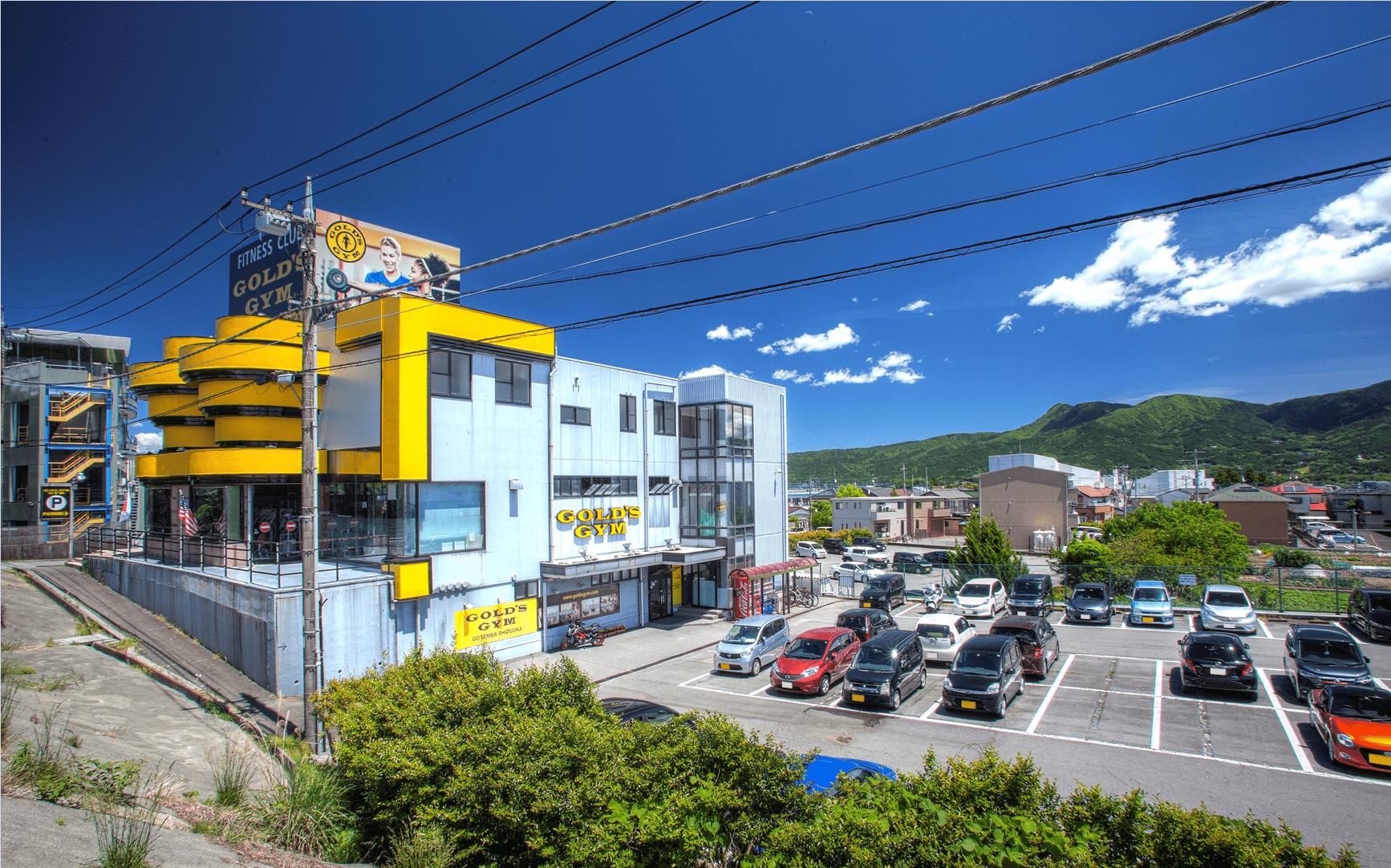 ゴールドジム御殿場静岡店の画像