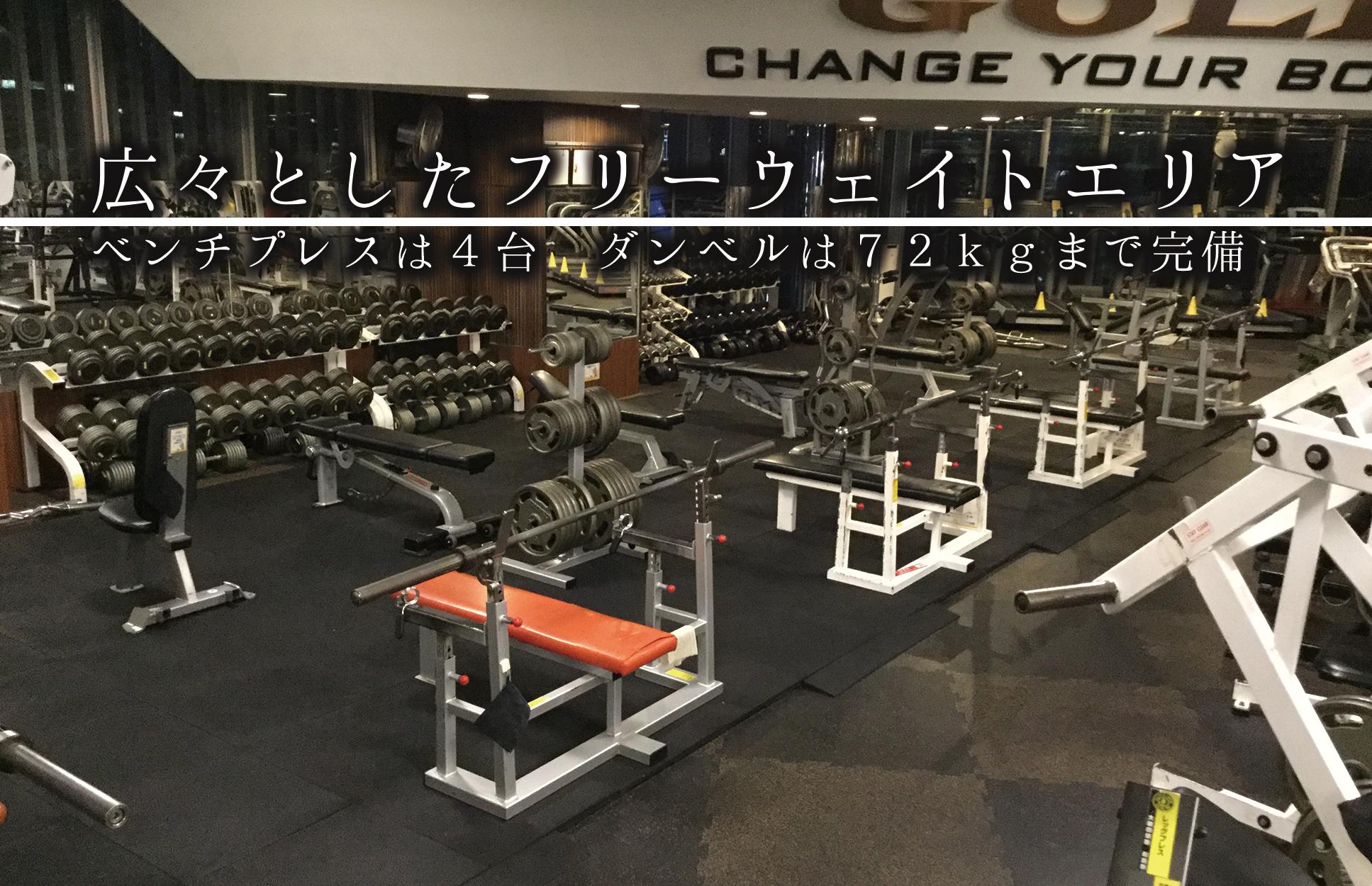 GOLD'S GYM 渋谷東京の画像